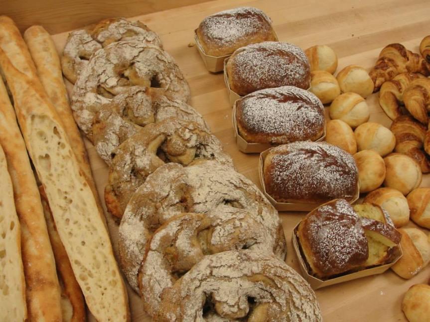Les Produits de Philippe Nault, 2e prix de l'édition 2013 du concours de l'Apprenti(e) boulanger.