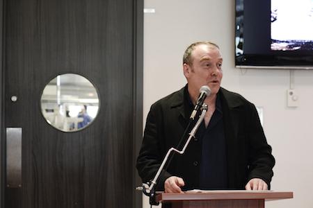 Guy Bonraisin, président de l'ABAQC