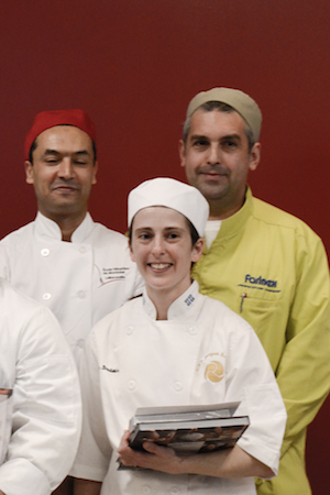 Valérie Brodeur 4e prix, Mohamed Abbadi 5e prix, Marco De Nardis, président du jury