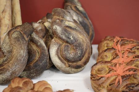 Sylvie Lachance 3e prix, pains et viennoiseries