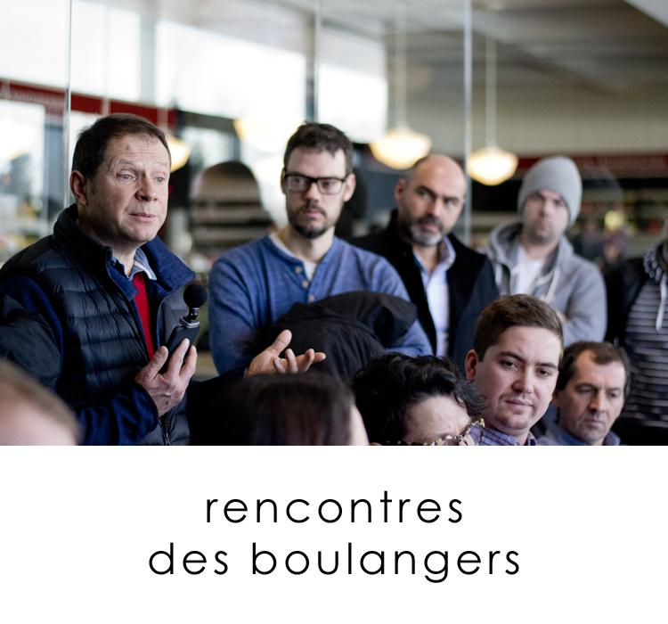 5e Rencontre des boulangers : une discussion essentielle à faire sur l'avenir de larelève