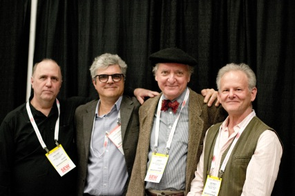 Vincent Lafleur, Louis-André Joyal, James MacGuire, Jeffrey Hamelman